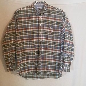 Cinch Western Shirt Size L